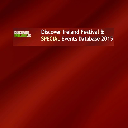 Discover Ireland Festival & SPECIAL Events Database